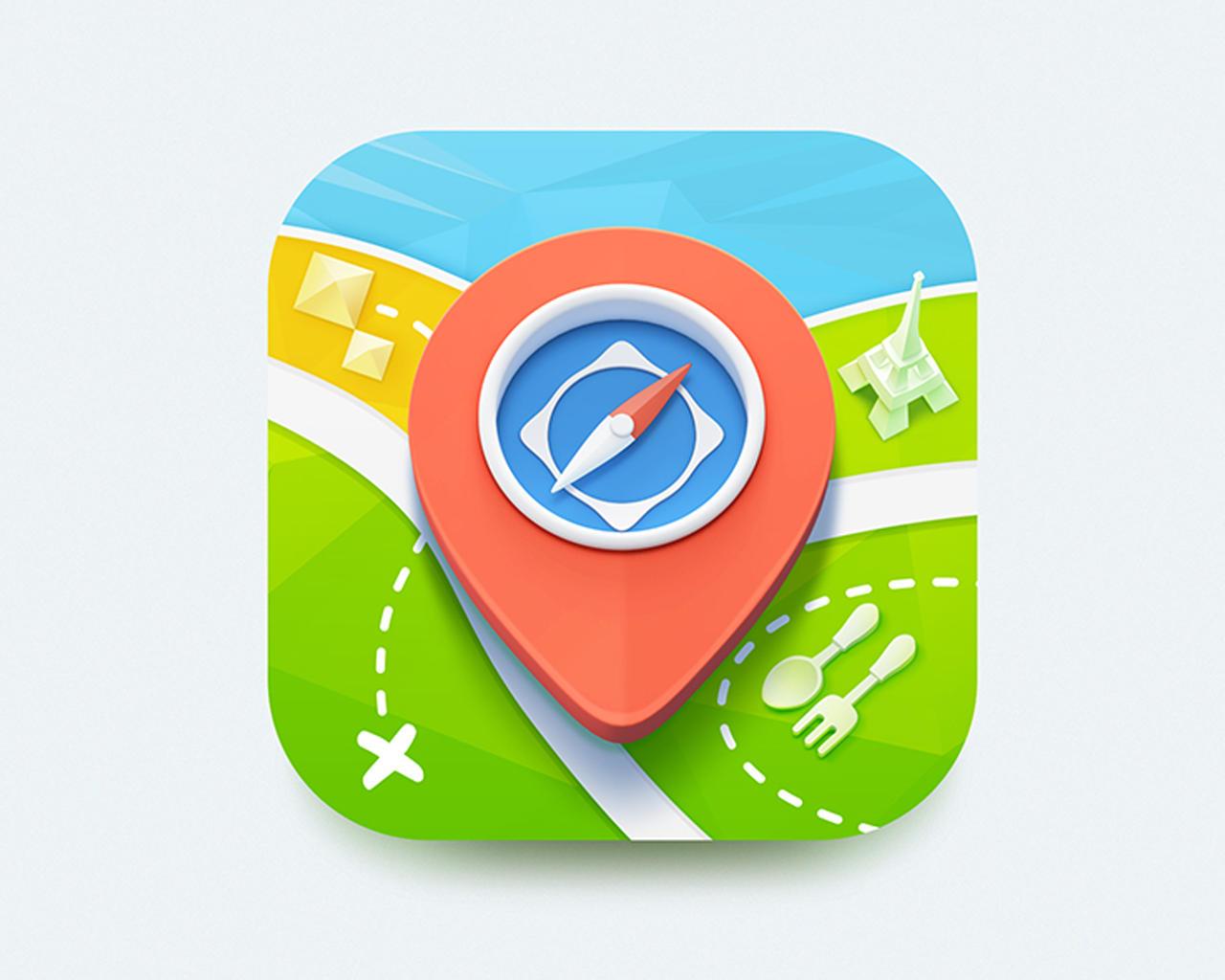 how to design app icon
