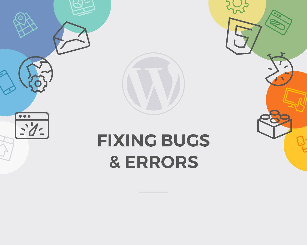 Fixing WordPress Bugs and Errors by QuanticaLabs - 107752