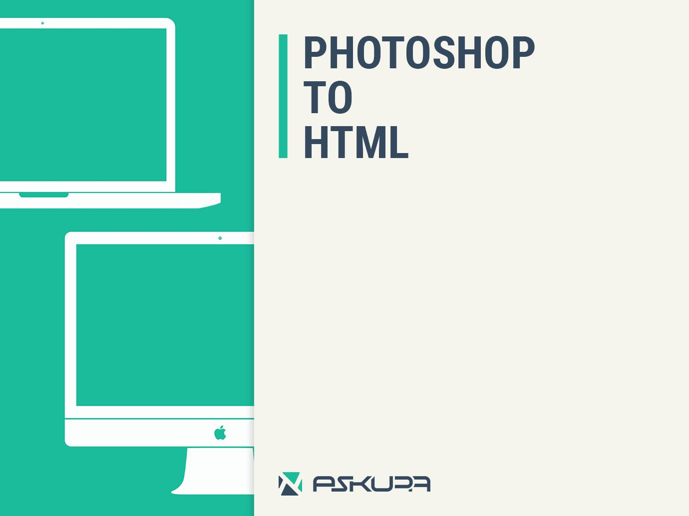 PSD to Responsive HTML5 & CSS3 by Askupa - 97692
