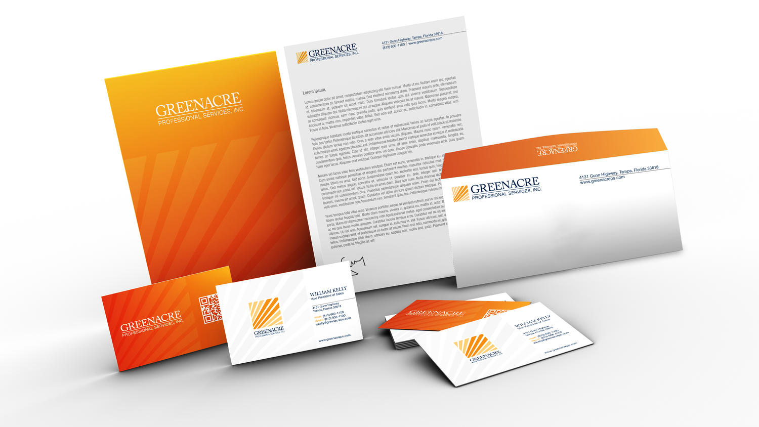 Corporate Stationery Design by GenesisDesign - 22506