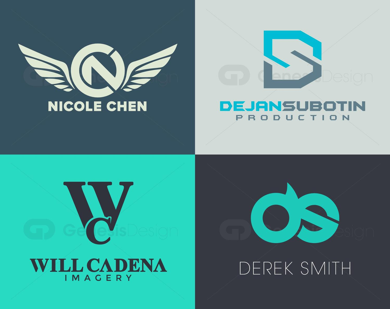 Personal and Corporate Logo Design by GenesisDesign - 102098