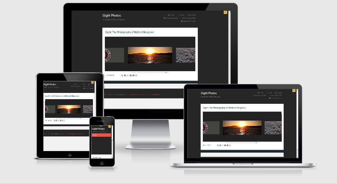 Custom Responsive WordPress Genesis Theme by musgrove - 20910