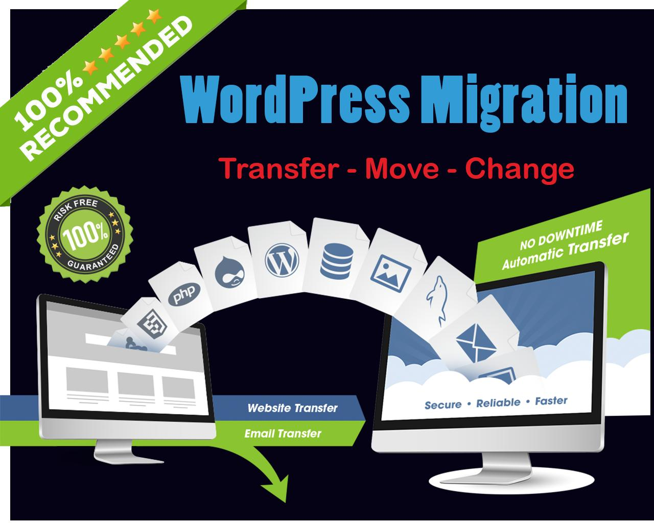 Professional WordPress Migration Support by itechnotion - 108043