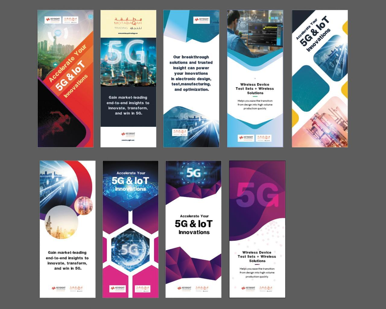 Signage / Roll up Banners / Billboard Design by -axnorpix - 117402