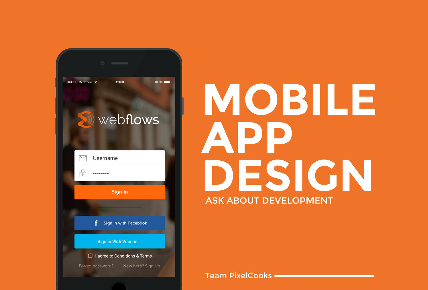 Express High-End Mobile App UI Design ( iOS / Android ) by savioragency - 75193