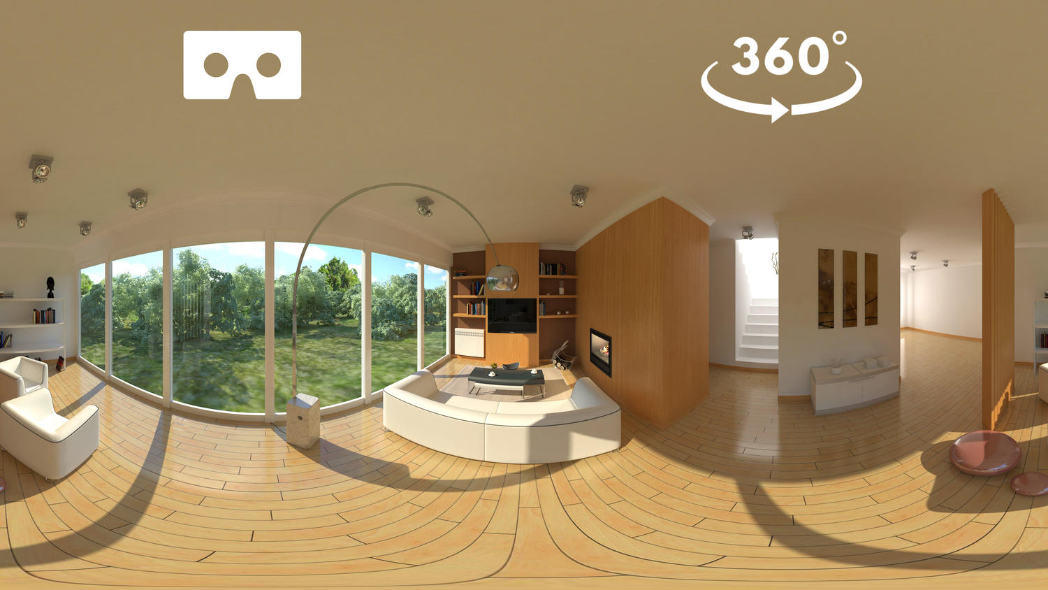 3D Infoarchitecture Visualization and 360 Virtual Reality by Sergi0Ara - 104915