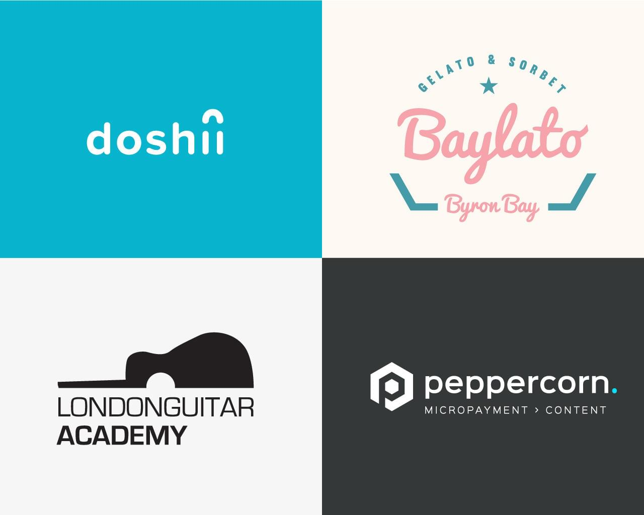 Simple Creative Logos & Branding by ShaneFreer - 111206