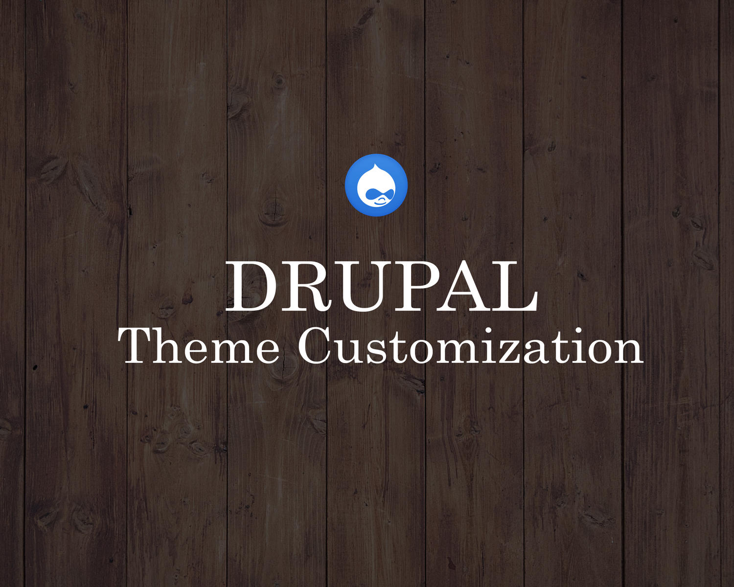Drupal Theme Customization (Basic) by hasanet - 107580