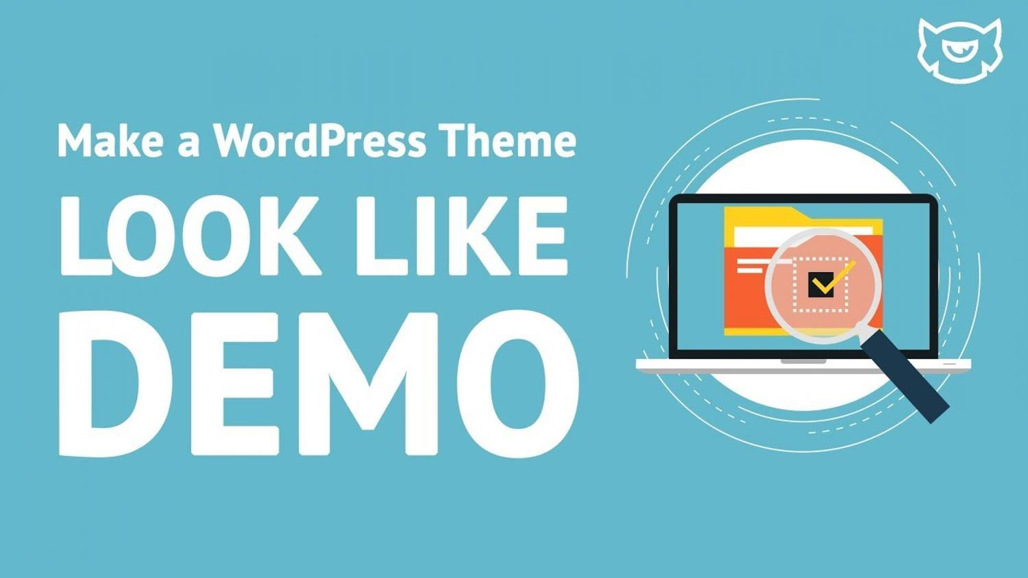 WordPress Installation & Themeforest theme setup exactly like demo by MuhammadHaroon - 114945