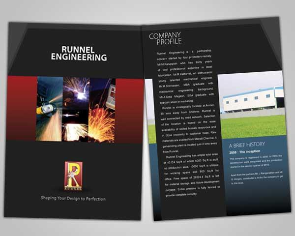 Ready to Print Brochure Design by krishnamani - 3787