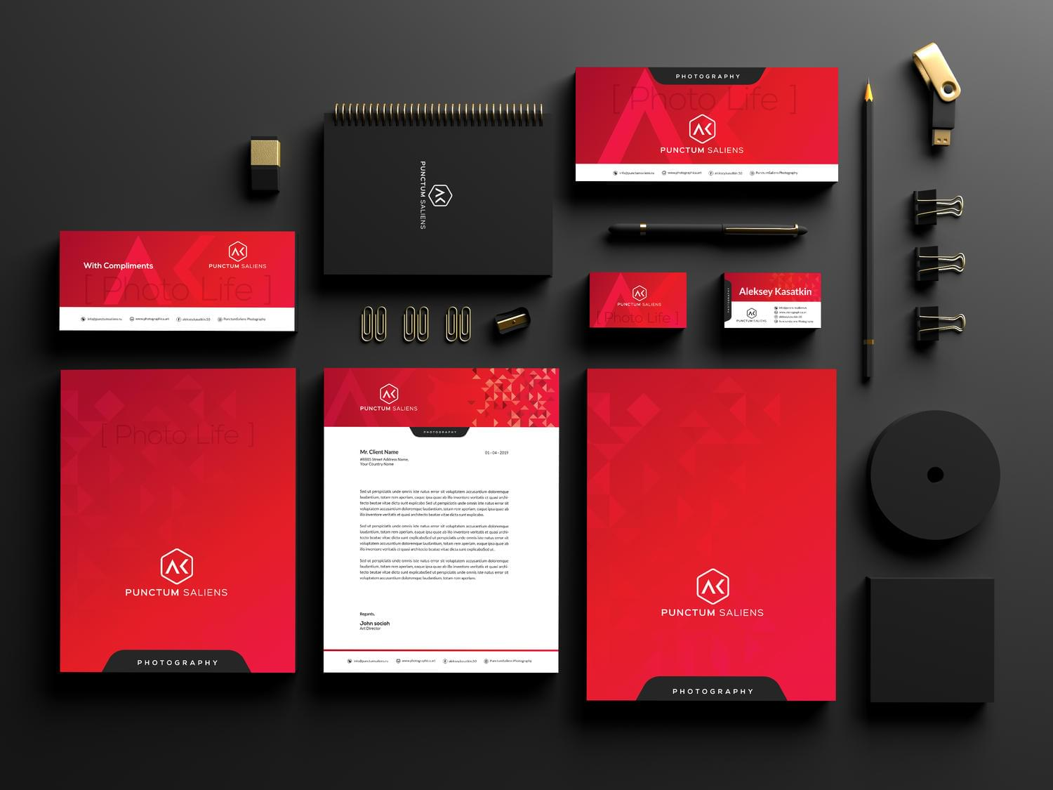 Stationery Design by -axnorpix - 115168