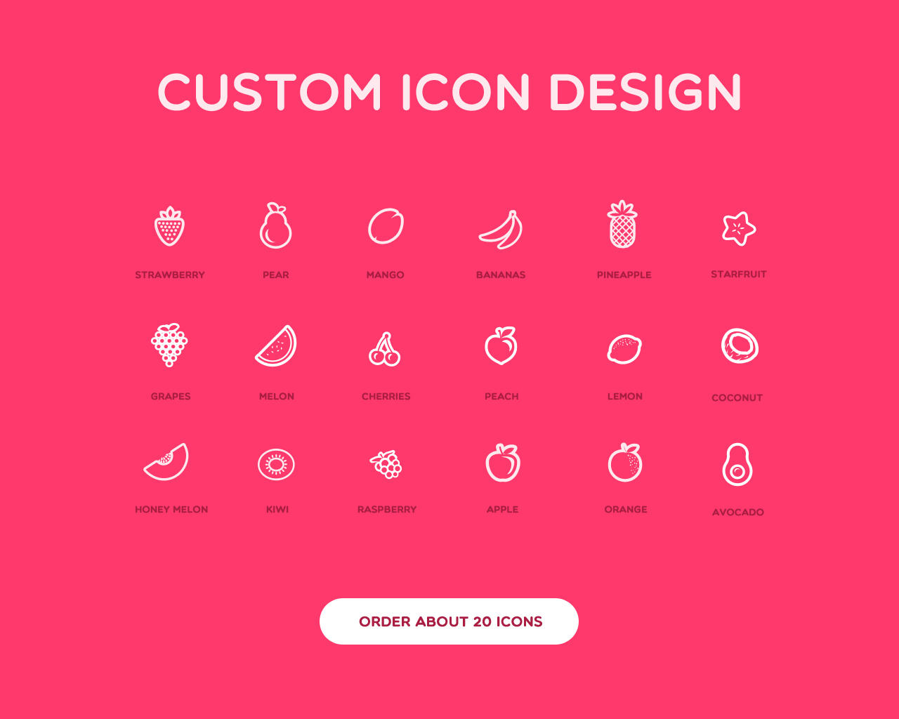 Custom Icon Design by KL-Webmedia - 63503