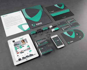 Corporate, Professional Stationery Design by Graphicsc on Envato ...