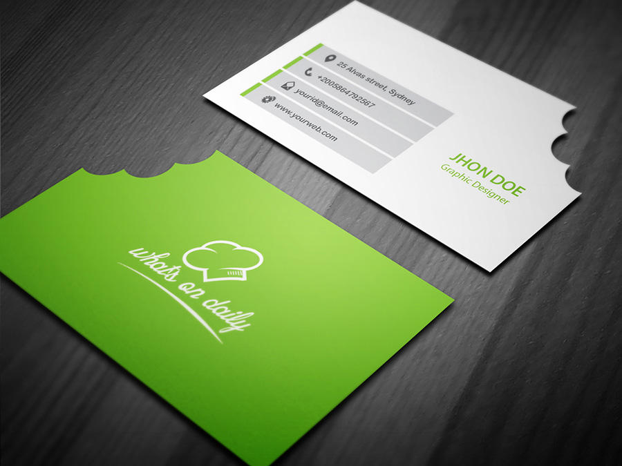 Exclusive clean and professional business card design by kazierfan exclusive clean and professional business card design reheart Image collections