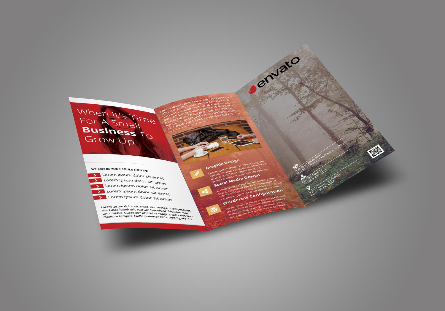 Creative & Professional Brochure Design by fidanselmani - 92826