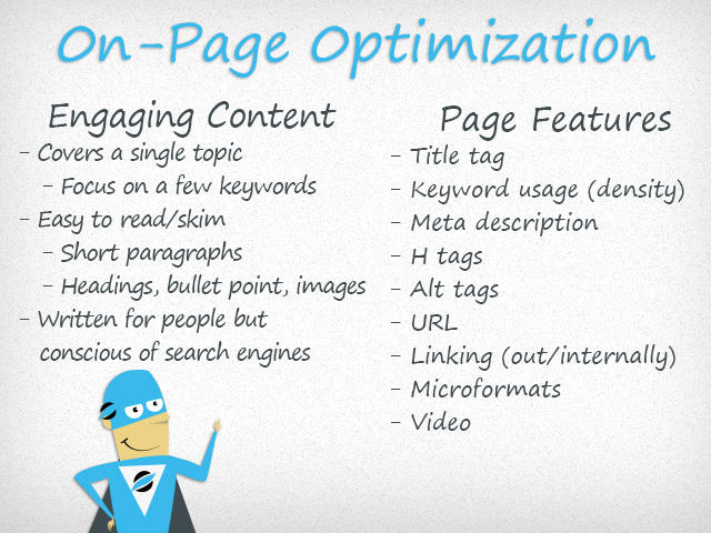 ON Page SEO by dasinfomedia - 30255
