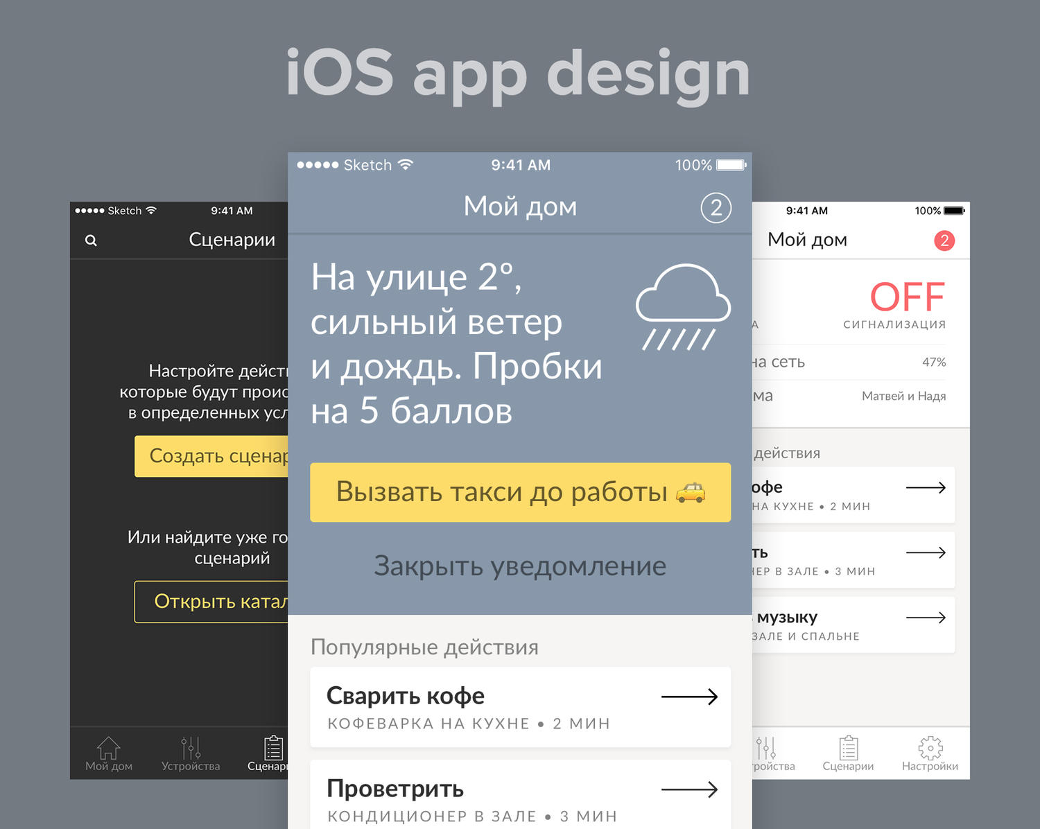Professional iOS Application Design by oxyberg - 107679