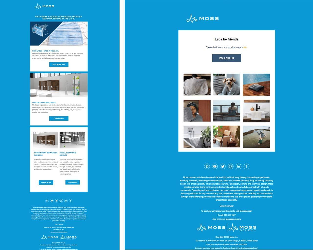 Salesforce / Pardot Email Template by casaprojeto - 118670