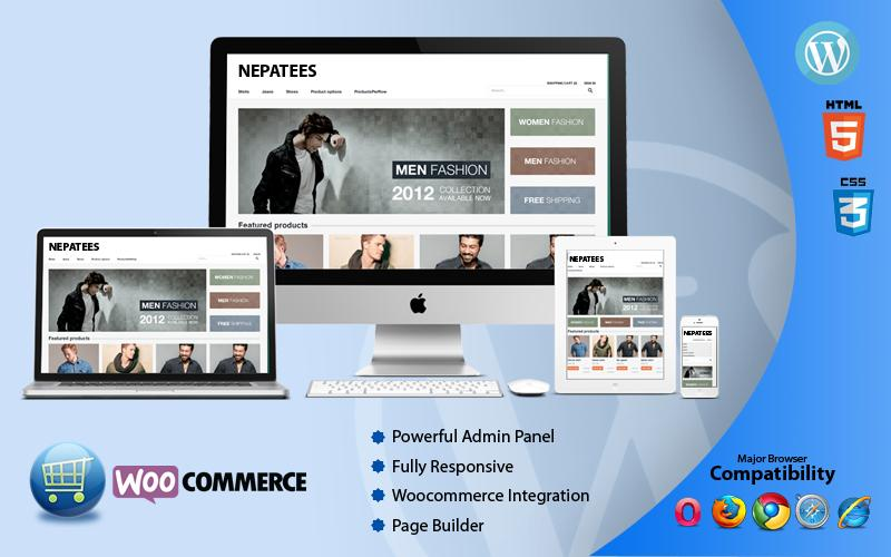 WordPress Ecommerce Theme Customization by sherbdr - 48394