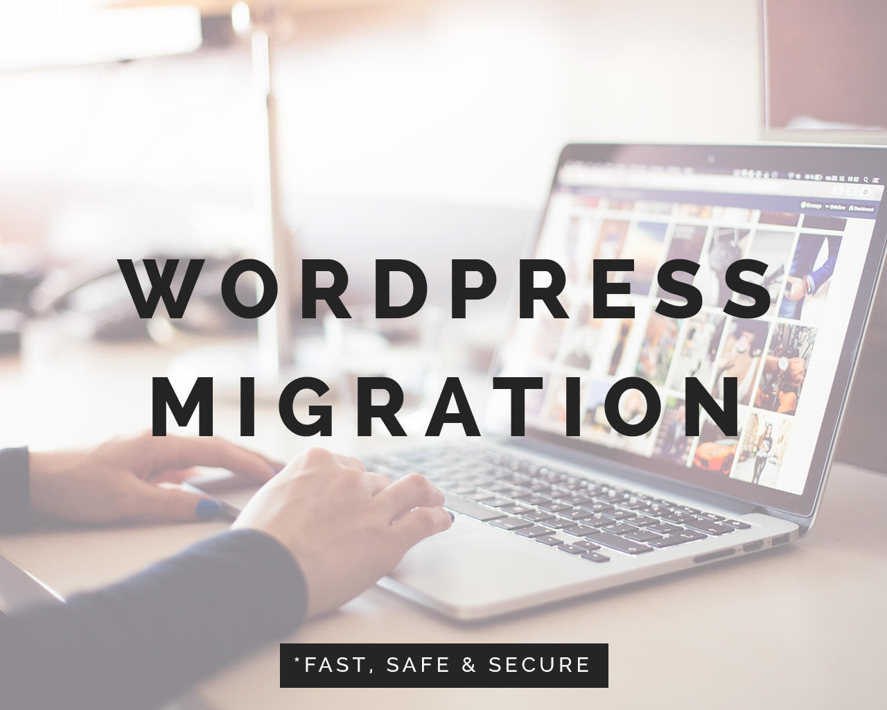 WordPress Website Migration/Transfer/Cloning by DeliciousThemes - 95967