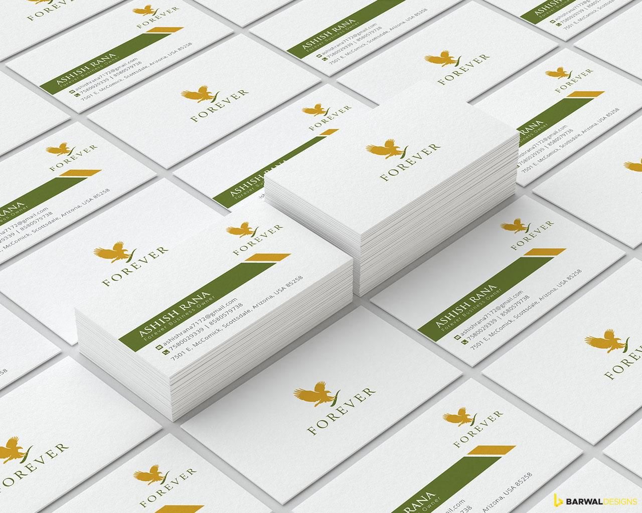 Professional Business Card Design by BarwalDesigns - 115955