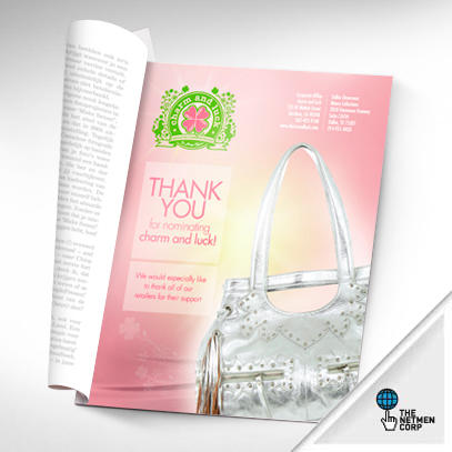 100% Custom and Original Print Ad Design by thenetmen - 17472