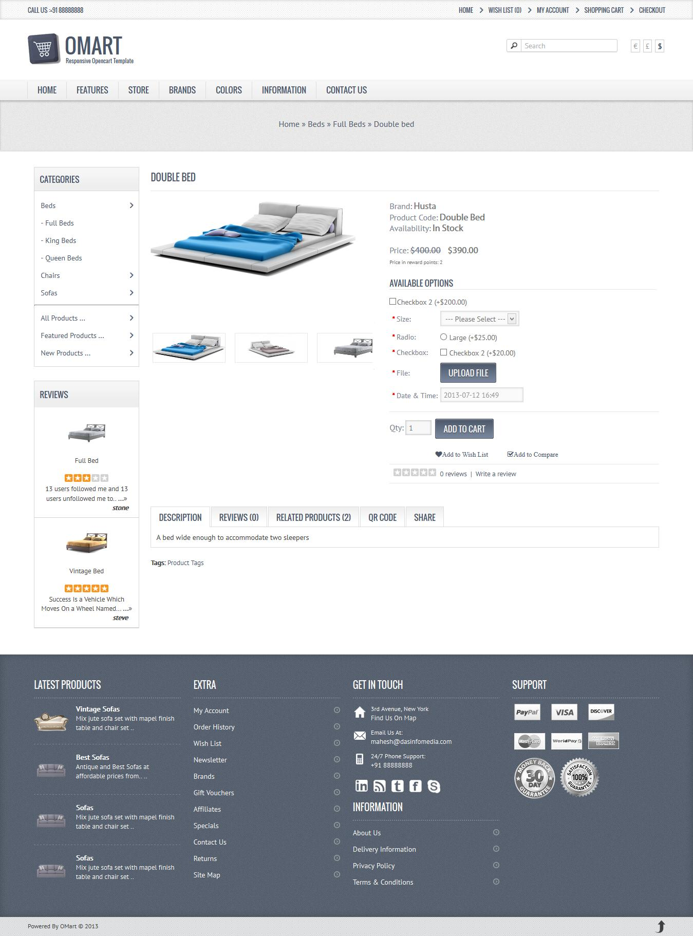 Complete Opencart eCommerce Site Setup by dasinfomedia - 45292