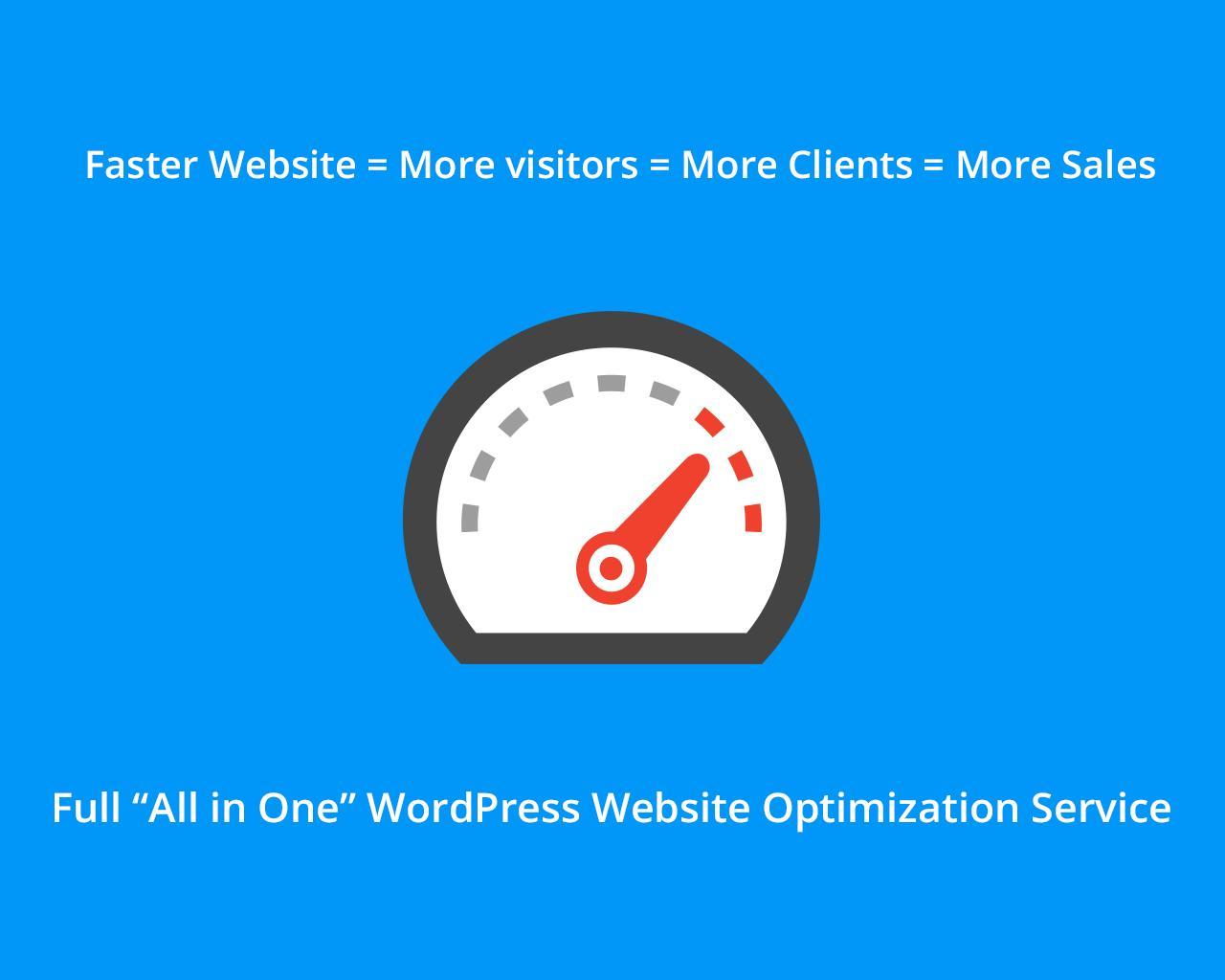 wordpress website speed optimization by dedalx on envato
