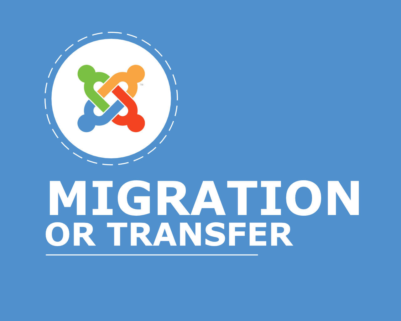 Joomla Migration or Transfer. by jassdesigngroup - 105762
