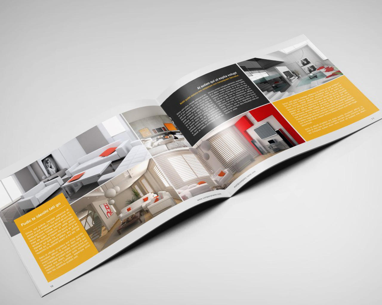 8 Page Brochure Design by riverpixels_studio - 109386