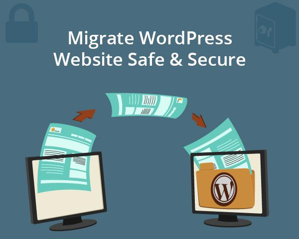 Migrate WordPress Website Safe and Secure by VictorThemes - 54500