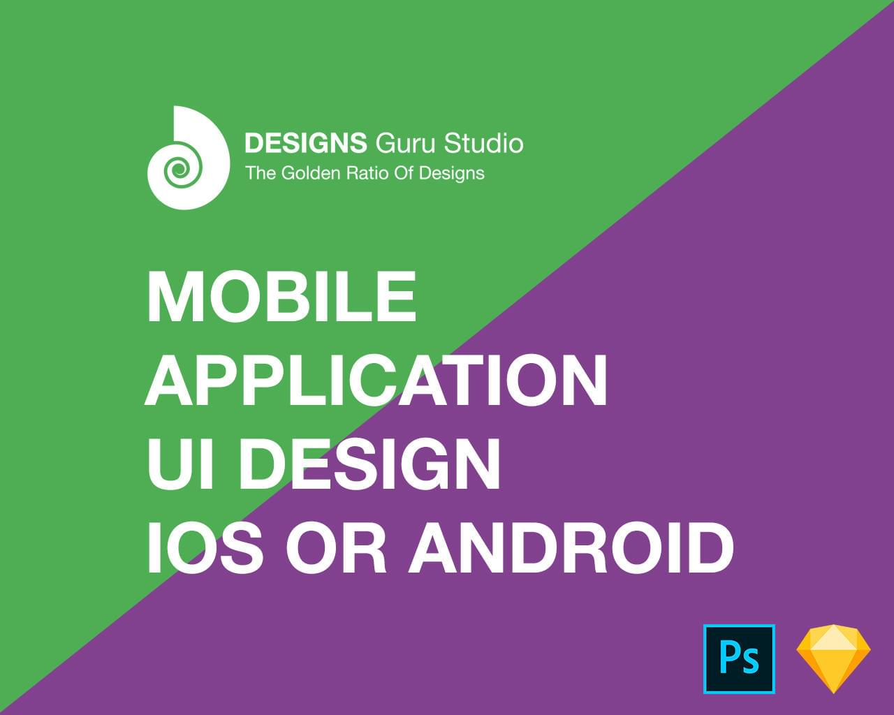 Mobile Application UI Design ( iOS OR Android ) by designsgurustudio - 111525