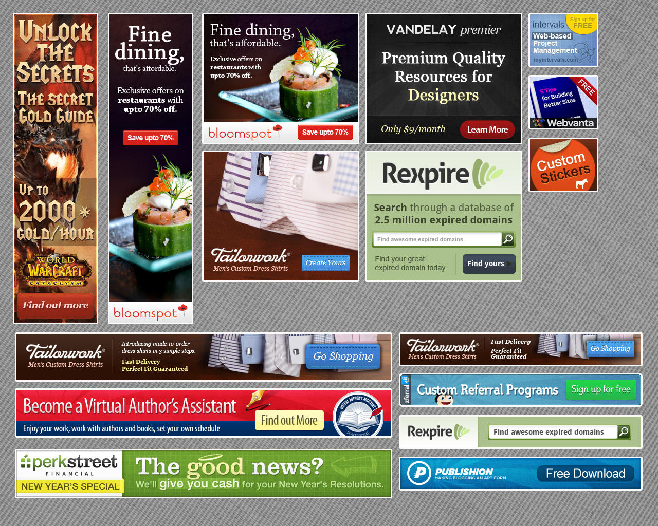 HTML5 Google Adwords Pack Banner Set by Kimp_io - 98507