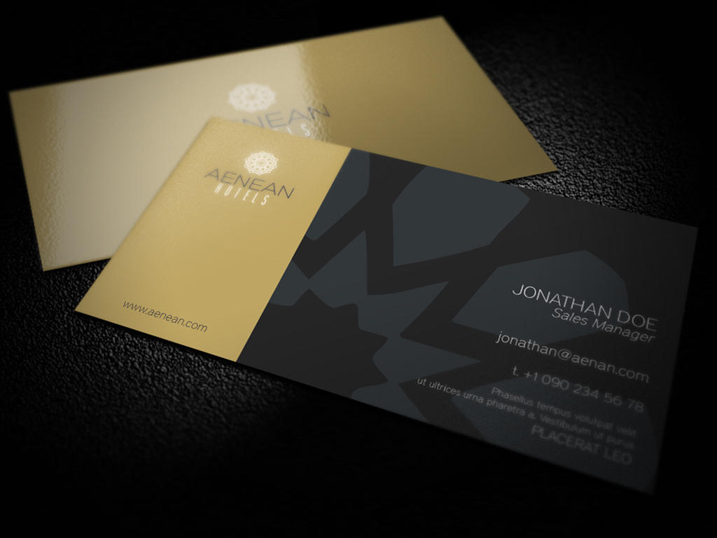 Business Card Design by yderindere - 30537