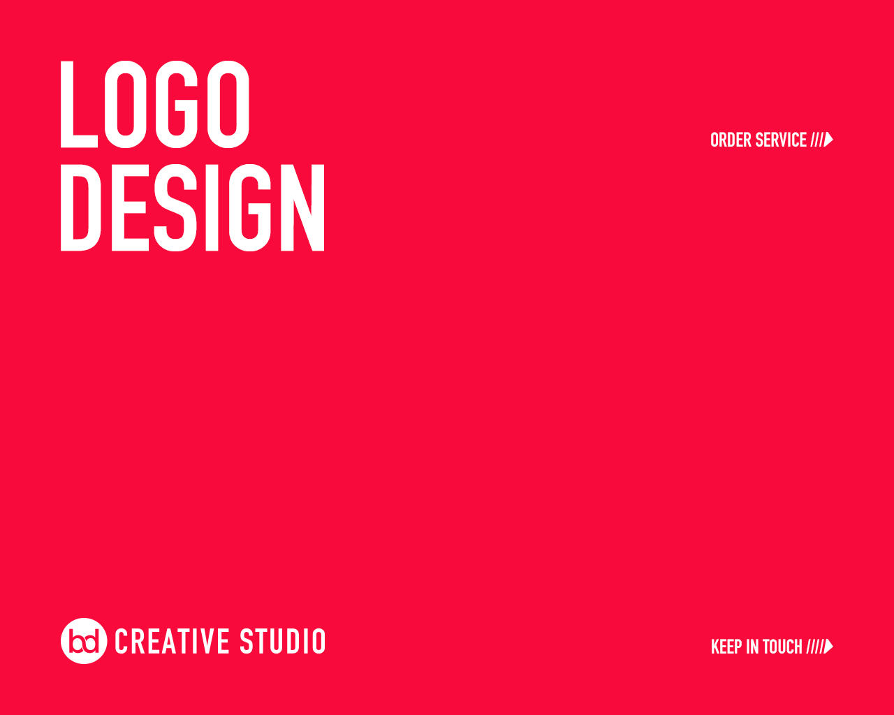 High-Quality Logo Design by bdCREATIVESTUDIO - 71588