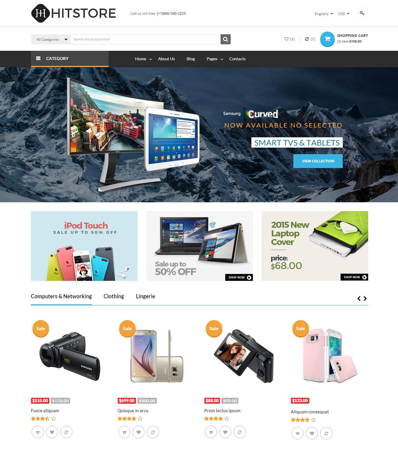 OpenCart Theme Installation & Demo Setup by HasTech - 97512