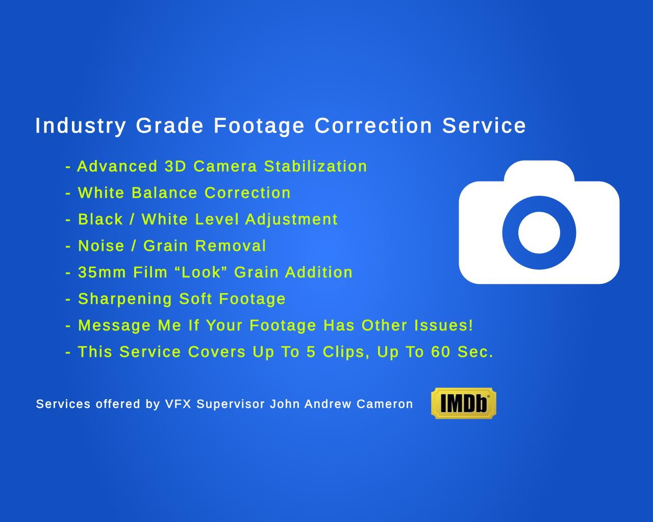 Fix & Improve Your Video Footage using Industry Grade Tools & Methods by SeaBeast - 68684