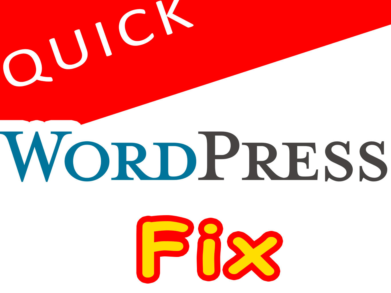 Express WordPress Website Fix by nyasro - 93806