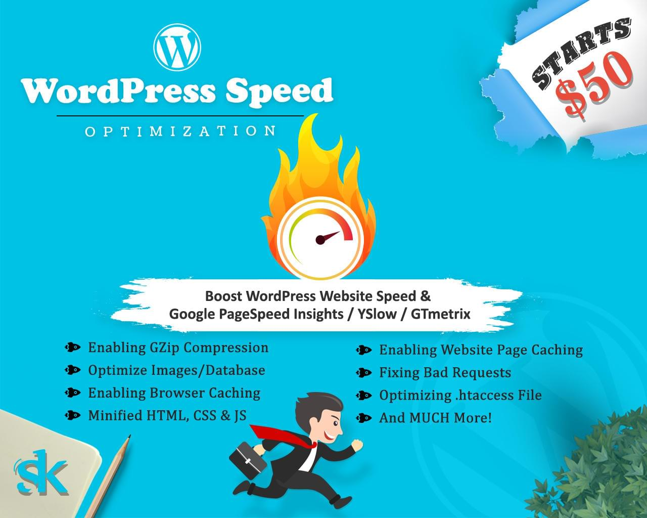 WordPress Speed Optimization by SK-Web-Solutions - 114138