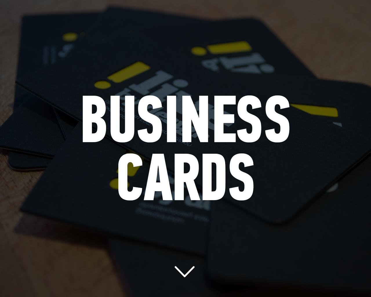 Professional Business Cards by sakisnbc - 101333