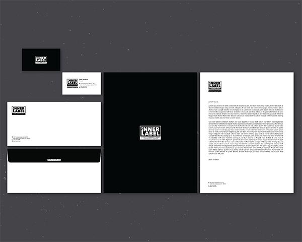 Professional Stationery Design by 8z - 48796