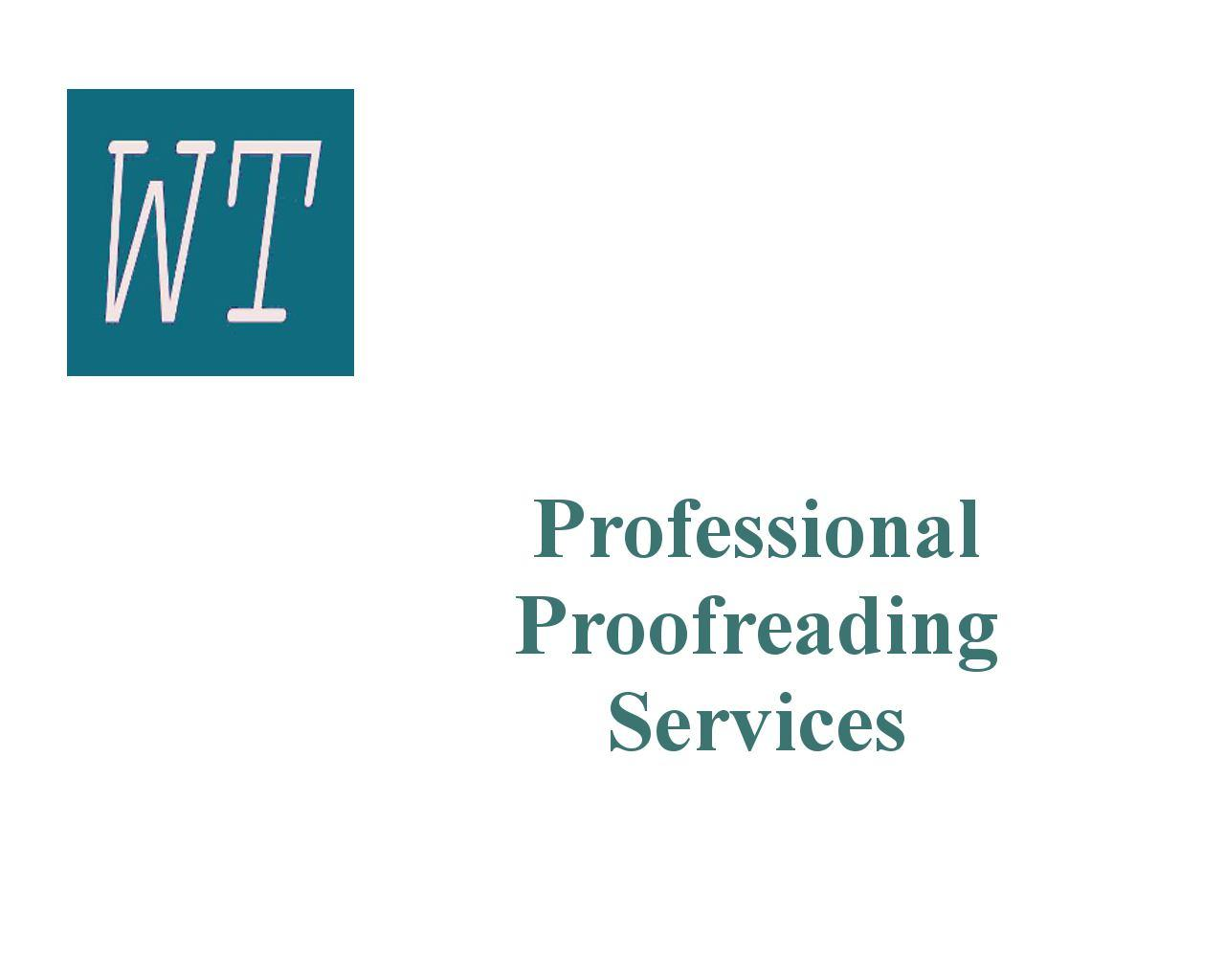 recommendation proofreading When proofreading important documents that must be perfect, have someone read the message aloud, spelling names and difficult words c proofread a printed copy of a long, complex document once to catch all errors.
