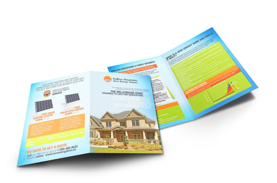 Bifold and Trifold Brochure by disqusguy - 11692
