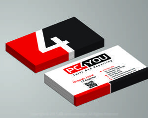 Double sided business card design by absolutdesign on envato studio reheart Choice Image