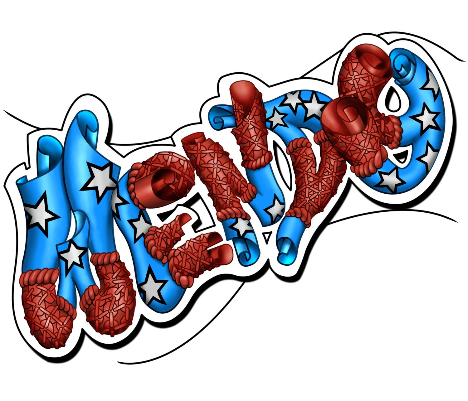 Name Graffiti Design by magneticcanvas - 36645