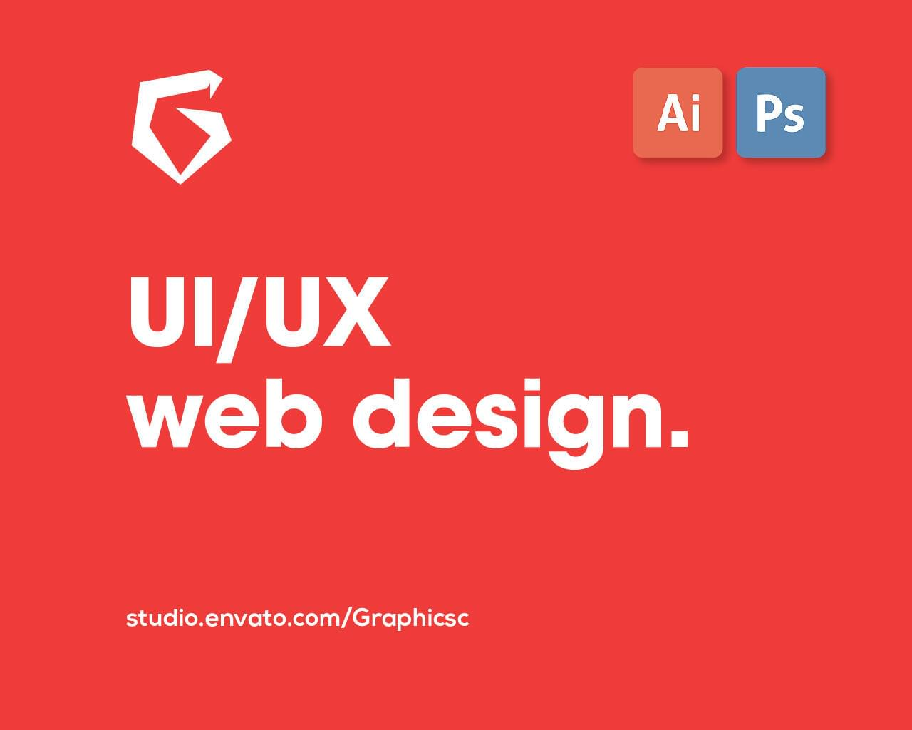 UI/UX Premium Web Application Design by Graphicsc - 117715