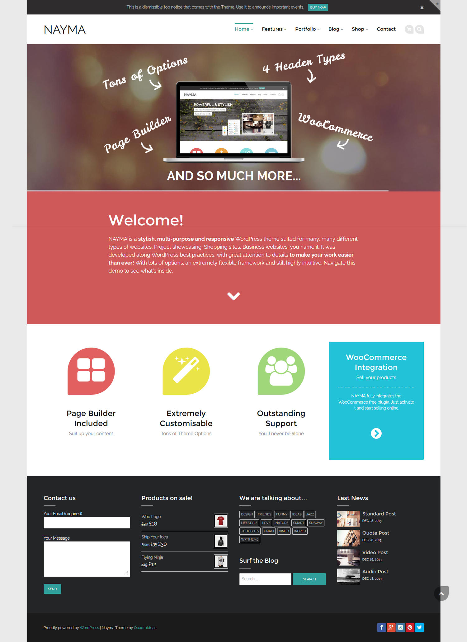 WordPress Theme Setup by vinuknarayanan - 38640