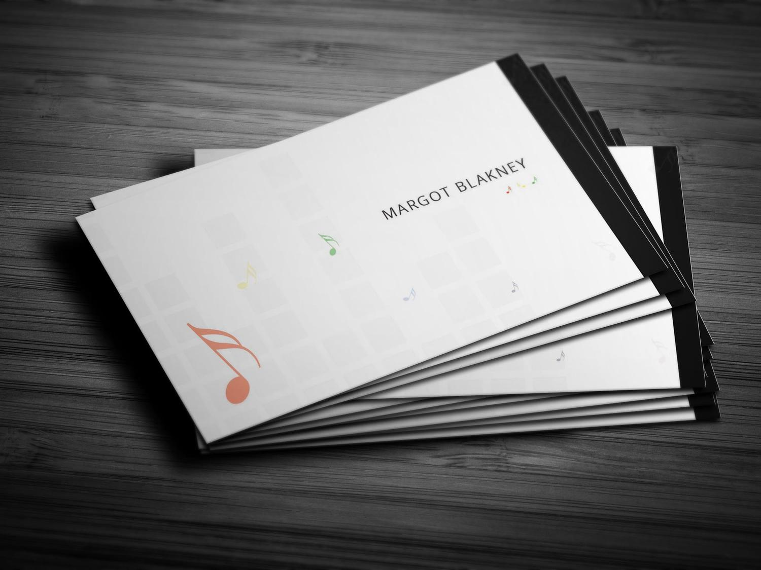 Creative Corporate And Personal Business Card Design