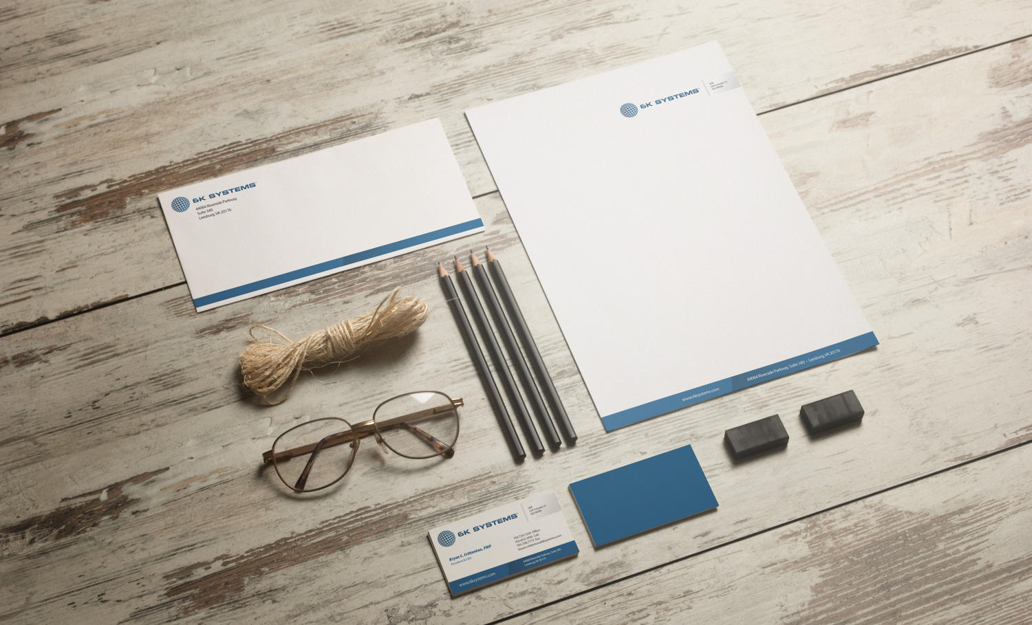 Professional Stationery Design by madridnyc - 34357