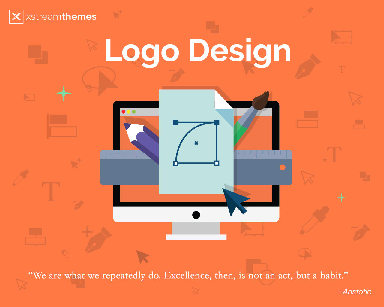Professional Logo Design Service by xstreamthemes - 102041
